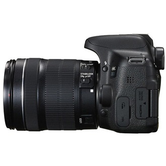 CANON EOS 750D + EF-S 18-135mm f/3.5-5.6 IS STM kit