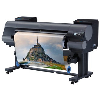 CANON IMAGEPROGRAF IPF8400 W/ ST-43 STAND