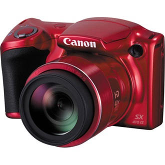 CANON PowerShot SX410 IS Piros