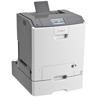 C748DTE COLORLASER 33PPM, 1.200 X 1.200 DPI