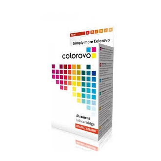 COLOROVO 56-BK | Black | 19 ml | HP 56 (C6656AE) tintapatron remanufactured