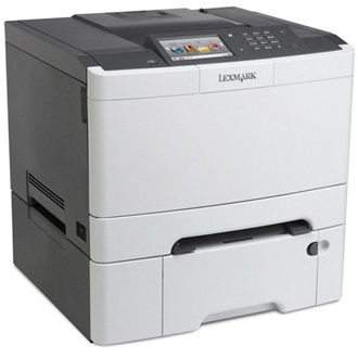 Lexmark CS510DTE COLORLASER A4 30 PPM USB ETH 512 MB