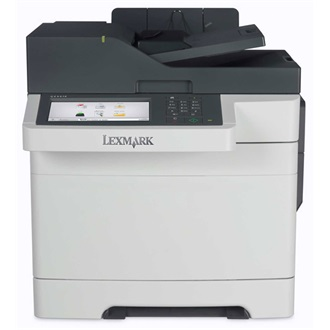 Lexmark CX510DE 4IN1 COLORLASER A4 30 PPM USB ETH 512 MB