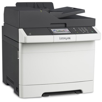 Lexmark CX410DE 4IN1 COLORLASER A4 30 PPM USB ETH 512 MB