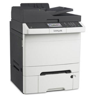Lexmark CX410DTE 4IN1 COLORLASER A4 30 PPM USB ETH 512 MB