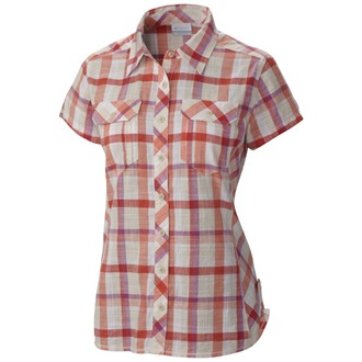 Columbia Camp Henry Short Sleeve Shirt, női