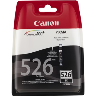 Canon CLI526 BK BLISTER with security