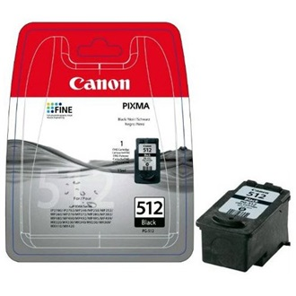 Canon Ink Canon PG512 black BLISTER with security | MP240/MP260/MP480