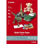 Canon Matte Photo Paper A4 50 lap 170g