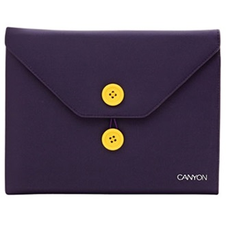 Canyon CNA-IPS01PU iPad 9,7 tablet tok lila