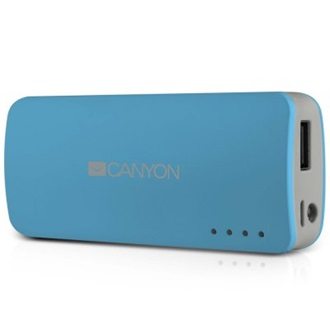 Canyon CNE-CPB78BL 5V 7800mAh powerbank