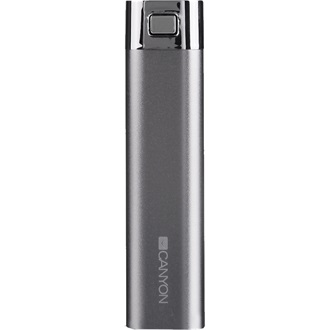 Canyon CNE-CPB26GR 5V 2600mAh PowerBank