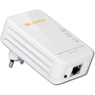 Canyon CNP-PLA200 200Mbps minisize powerline adapter