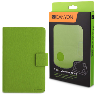 Canyon CNS-CUT7G 7 tablet tok zöld