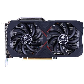 Colorful GeForce GTX 1660 Ti 6GB GDDR6 192-bit grafikus kártya