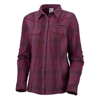 Columbia Sandy Mile Long Sleeve Shirt női ing (521)