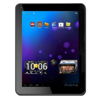 "ConCorde Tablet PC 9.7"" IPS PLUS, 16GB, WiFi, BT,Webkamera, Android 4.0 HU"