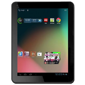 "ConCorde Tablet PC NOVUM 9.7"" IPS 16GB, WiFi, BT,Webkamera, Android 4.0 HU"