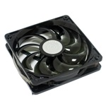 COOLER MASTER SickleFlow 120 Red LED Fan rendszer hűtő ventilátor