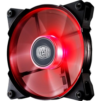 Cooler Master - Case Fan - JETFLO 12cm - LED Red - R4-JFDP-20PR-R1