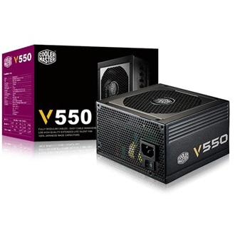 Cooler Master 550W - V550 - RS550-AFBAG1-EU