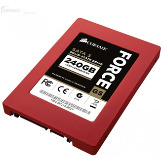 "Corsair Force Series GS 240GB SATA3 2,5"" SSD"