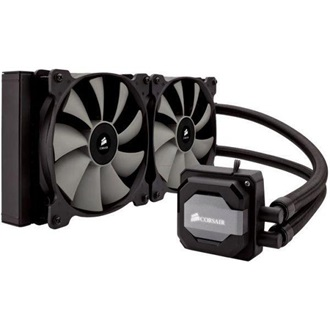 Corsair Hydro Series H110i GT 280mm Extreme Performance Liquid processzor vízhűtő