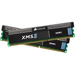 Corsair XMS3 8GB 1333MHz DDR3 memória CL9 Kit of 2 XMP