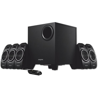 Creative Gaming Speakers A550 5.1
