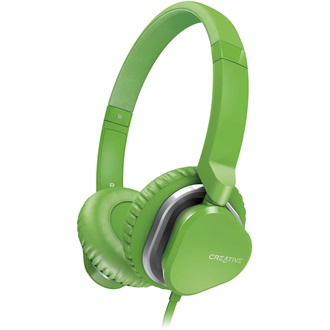 Creative Labs HEADSET MA2400 Green