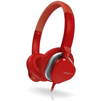 Creative Labs HEADSET MA2400 Red
