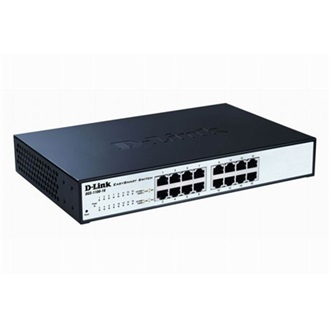 D-Link DGS-1100-16 rack switch