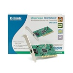 D-Link DGE-528T 1Gb/s PCI hálózati adapter low profile