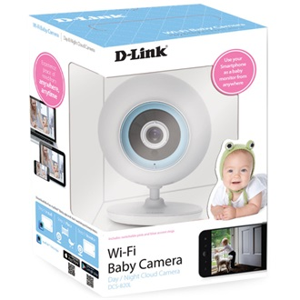 D-Link EyeOn Baby Monitor Junior Plus