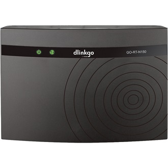 D-Link WIRELESS N 150 EASY ROUTER- Wireless N 150 Router- 4-Port 10/100 ethernet switch-  Connects to broadband modem- N