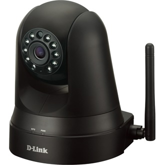 D-Link Wi-Fi Day/Night Pan/Tilt kamera