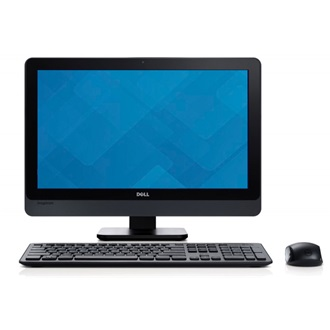 "DELL All in One PC Inspiron One 5348: 23"" FHD AG érintőkijelző, Intel Core i3-4150M (3.50 GHz), 4GB, 1TB, 2GB Radeon HD"