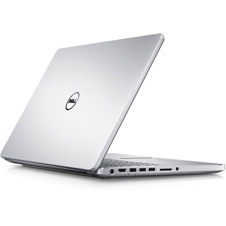 Dell Inspiron 7737 notebook ezüst