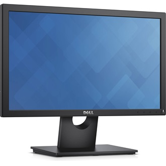"Dell E1916H 18.5"" TN LED monitor fekete"