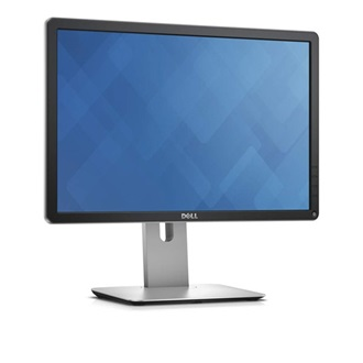 "DELL LCD Monitor 19.5"" P2016 1440x900, 1000:1, 250cd, 8ms, VGA, DP, 2x USB 2.0, fekete"