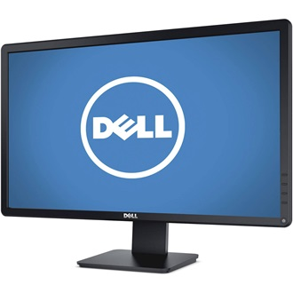 "DELL LCD Monitor 24"" E2414HM 1920×1080, 1000:1, 250cd, 5ms, DVI-D, VGA, fekete"