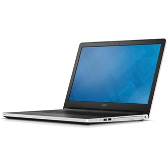 "DELL NB Inspiron 5558 15.6"" HD, Intel Core i5-5200U 2.7GHz, 4GB, 500GB, DVD-RW, Nvidia 920M, Win 8.1, 4 cell, fehér"
