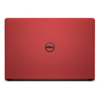 "DELL Inspiron 5558 15.6"" HD, Intel Core i5-5200U 2.7GHz, 4GB, 500GB, DVD-RW, Nvidia 920M, Win 8.1, 4 cell, piros"