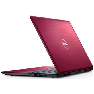 "DELL NB Vostro 5480 14.0"" HD, Intel Core i3-4005 (1.70GHz), 4GB, 500GB HyDD, Nvidia 830, Windows 8.1, bordó"