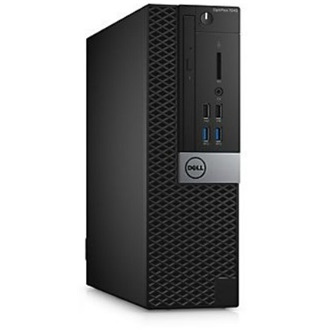DELL PC Optiplex 5040 SF, Intel Core i5-6500 (3.20GHz), 8GB, 128GB SSD, Windows 8.1 Pro upg Win 10 Pro