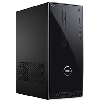 DELL PC VOSTRO 3650MT Intel Core i3-6100 3.70 GHz, 4GB, 500GB, NVIDIA GT705 2GB,WLAN+BT, Win 10 Pro