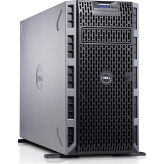 Dell PowerEdge T420 ATX torony szerver