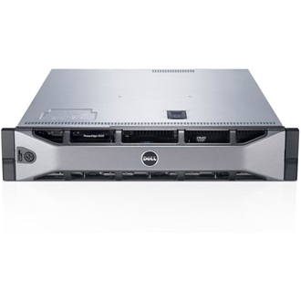 DELL rack szerver PowerEdge R530, 6C E5-2620v3 2.4GHz, 16GB, 600GB SAS 10K, NoOS.