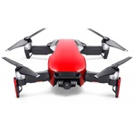 DJI Mavic Air Flame Red drón piros