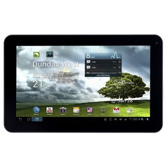 "DPS Dream  9"" 4GB tablet fekete"